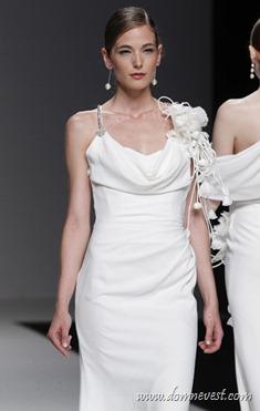 свадебное платье маленькая грудь