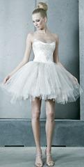 свадебное платье leber barbara
