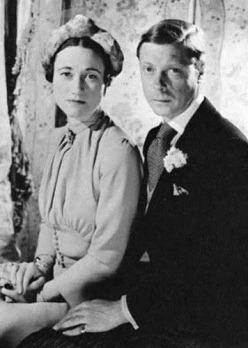 свадьба Эдуарда 8 и Уоллис Симпсон