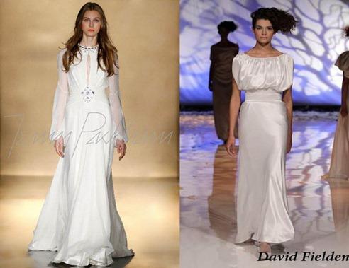 свадебные платья в стиле Уоллис Симпсон