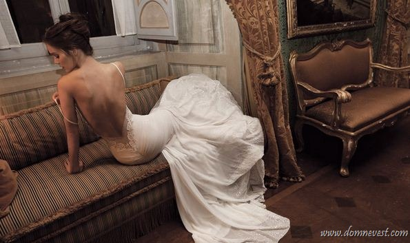 Уход за кожей тела перед свадьбой