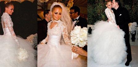 свадебное платье Николь Риччи