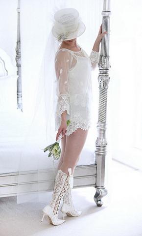 Надевать невест