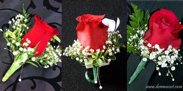Поэтому, если вы будете делать свадебный букет своими руками, то и бутоньерку тоже лучше сделать самостоятельно, чтобы были использованы те же цветы