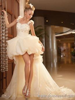 Свадебные платья со шлейфом | Дом невест