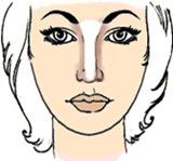 приплюснутый нос макияж