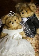медведи жених и невеста