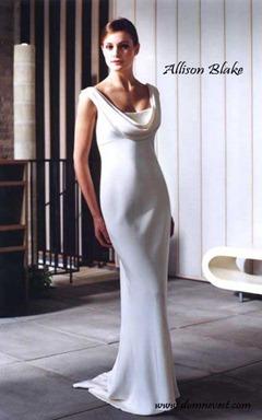 Свадебное платье в стиле Пиппы Миддлтон от allison blake