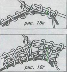 вязание шубки
