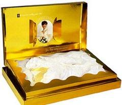 свадебное платье в коробке