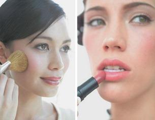 пробный свадебный макияж невесты