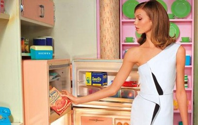 девичник на кухне