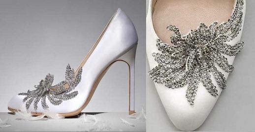 свадебные туфли Беллы Свон1