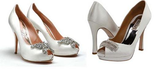 свадебные туфли в стиле Беллы Свон
