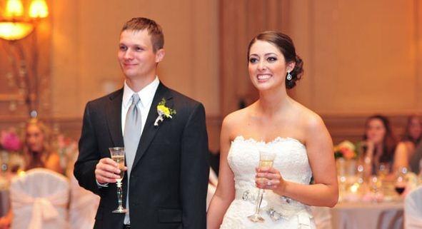 Что сказать на свадьбе