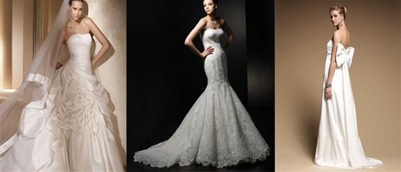 свадебное платье по зодиаку для рыб