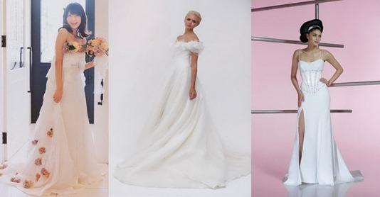 свадебные платья для Стрельца