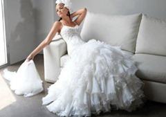 невеста отдыхает