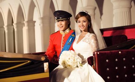 свадьба в стиле принца Уильяма и Кейт Миддлтон