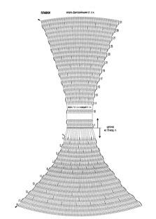 схема трусиков