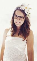 свадебный макияж для дальнозорких