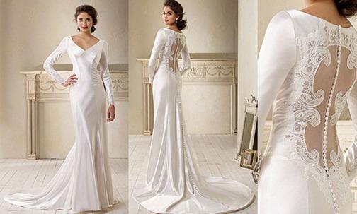 свадебное платье Беллы Свон от Альфред Анджело
