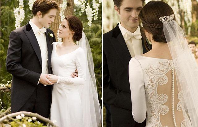 Свадебное платье беллы свон