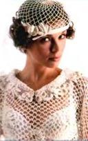 свадебная шапочка