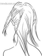 заплетите косы