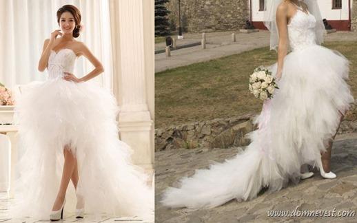 китайское свадебное платье