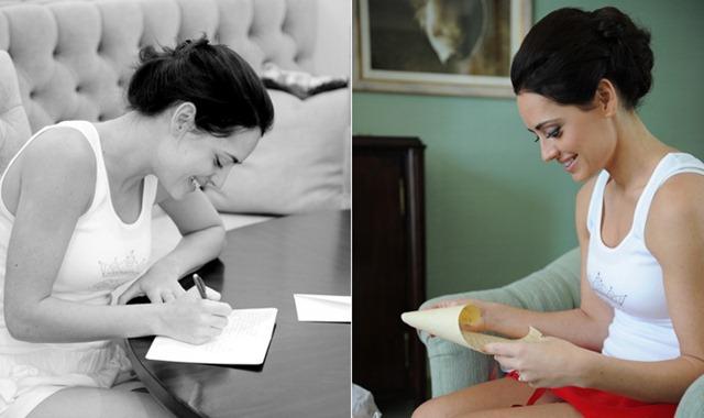 письмо жениху от невесты в день свадьбы образец - фото 3