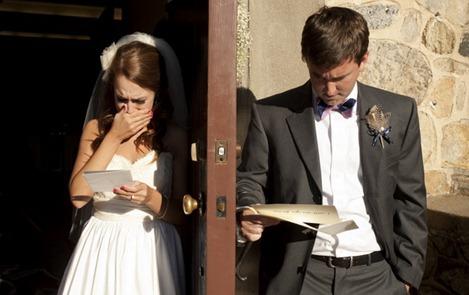 любовное письмо в день свадьбы
