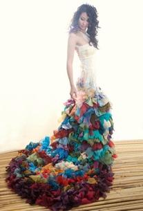 свадебное платье Chrissi Wai-Ching