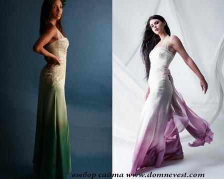 свадебные платья от chrissi wai-ching