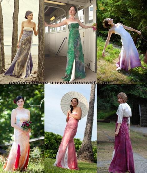 свадебные платья chrissi wai-ching
