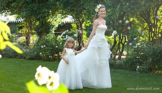 ромашки на свадьбе