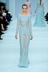 голубые свадебные платья (2)