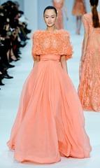 корраловые свадебные платья (4)
