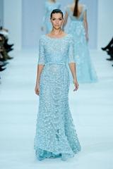 голубые свадебные платья (5)