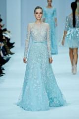 голубые свадебные платья (6)