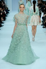 голубые свадебные платья (9)