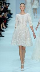 elie saab 2012 белое свадебное платье4