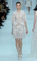 elie saab 2012 белое свадебное платье5