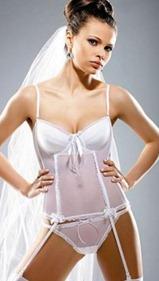 нижнее белье свадебное