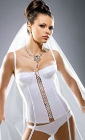 свадебное нижнее белье gracya
