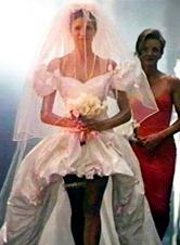 свадебное платье из клипа gunsn roses november rain