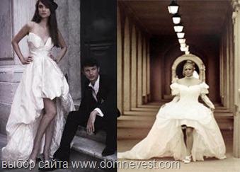 свадебные платья в стиле november rain