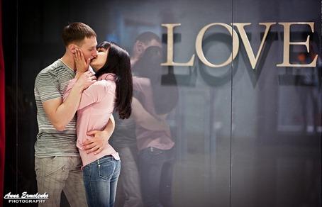 фотосессия love story