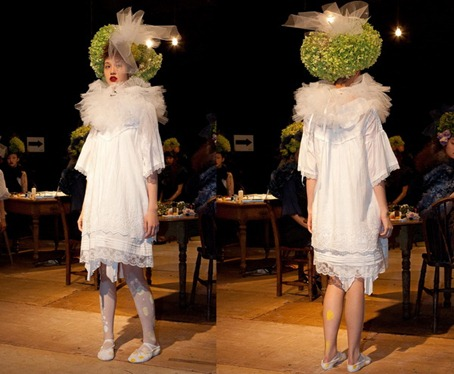 свадебное платье Fur-Fur
