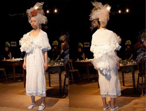 платье от Fur-Fur